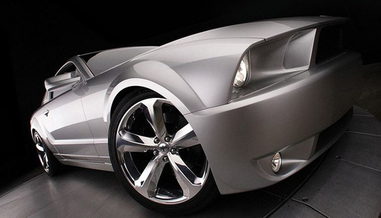 Ford Mustang Iacocca 45eme Anniversaire Edition 3