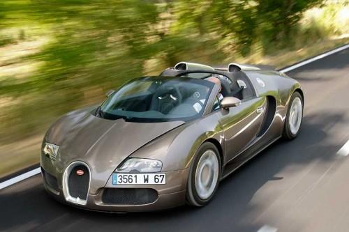 Bugatti Veyron Gran Sport 1