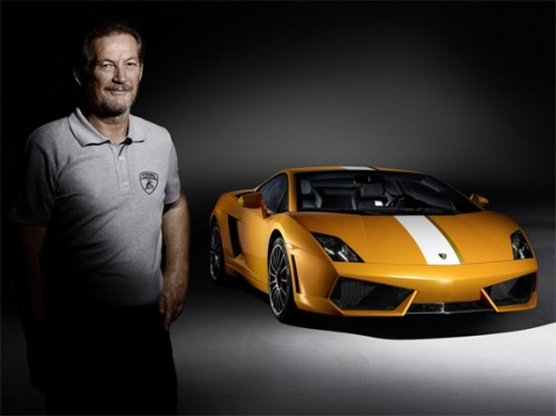 Lamborghini LP550 Valentino Balboni 1