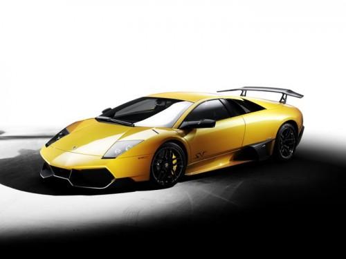 Lamborghini Murcielago SV 8