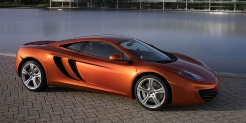 MC Laren MP4 12C - 5