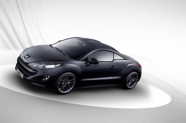 blog 4 auto auto automobile voitures de sport peugeot rcz black yearling edition toujours. Black Bedroom Furniture Sets. Home Design Ideas