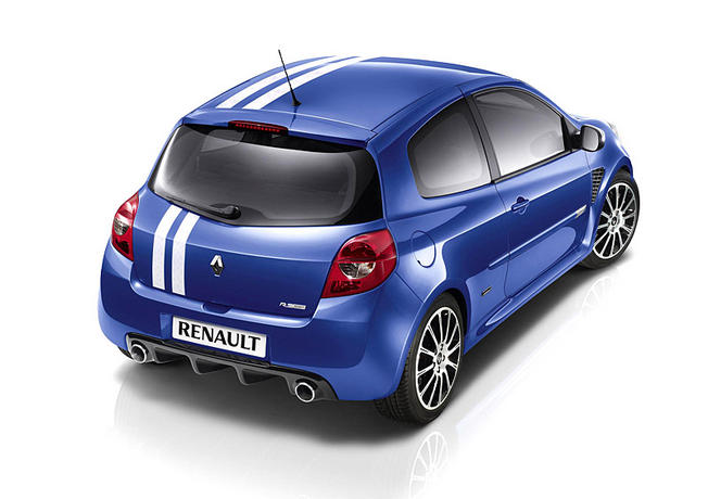 blog 4 auto auto automobile voitures de sport renault clio rs gordini 6. Black Bedroom Furniture Sets. Home Design Ideas