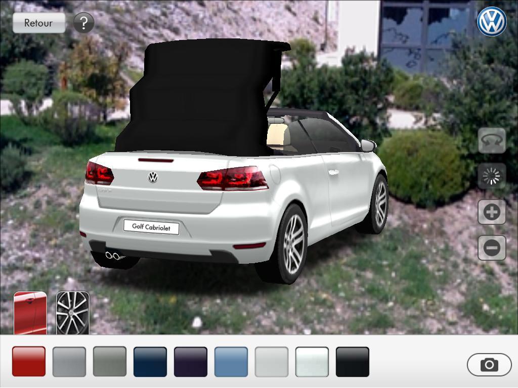 blog 4 auto auto automobile voitures de sport volkswagen golf cabriolet 5. Black Bedroom Furniture Sets. Home Design Ideas