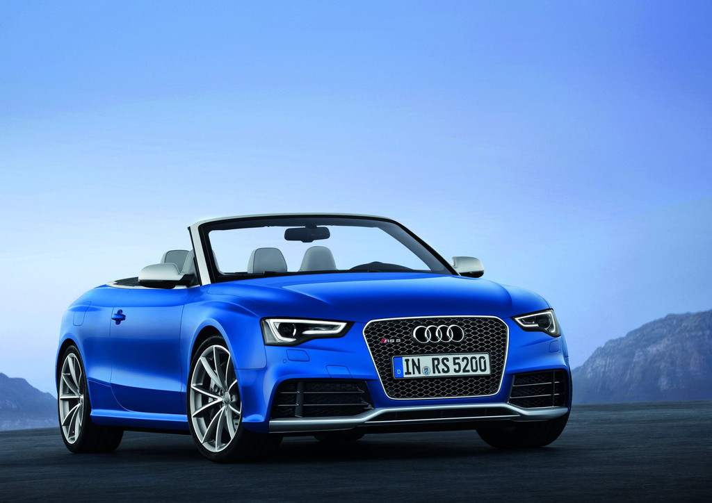 blog 4 auto auto automobile voitures de sport audi rs5 cabriolet 2013 1. Black Bedroom Furniture Sets. Home Design Ideas